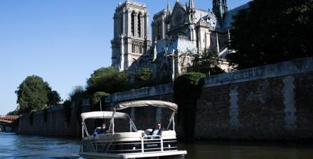 Croisière du dimanche sur la Seine
