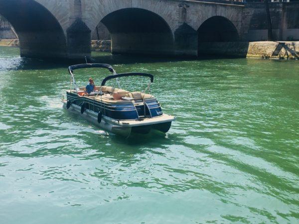 Bateaux Greenriver Cruise