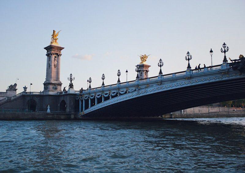Pont La Seine Paris
