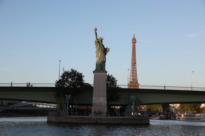 Statue de la liberté Paris