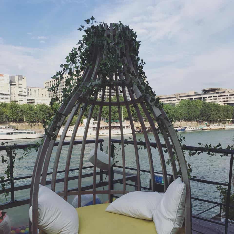 Jardin Sauvage - Rooftop