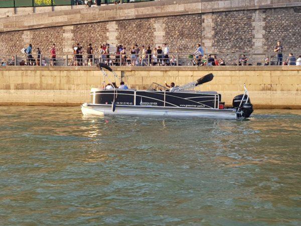 Green River Cruises - Bateau Champagne